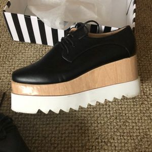 Chase and Chloe oxford creepers